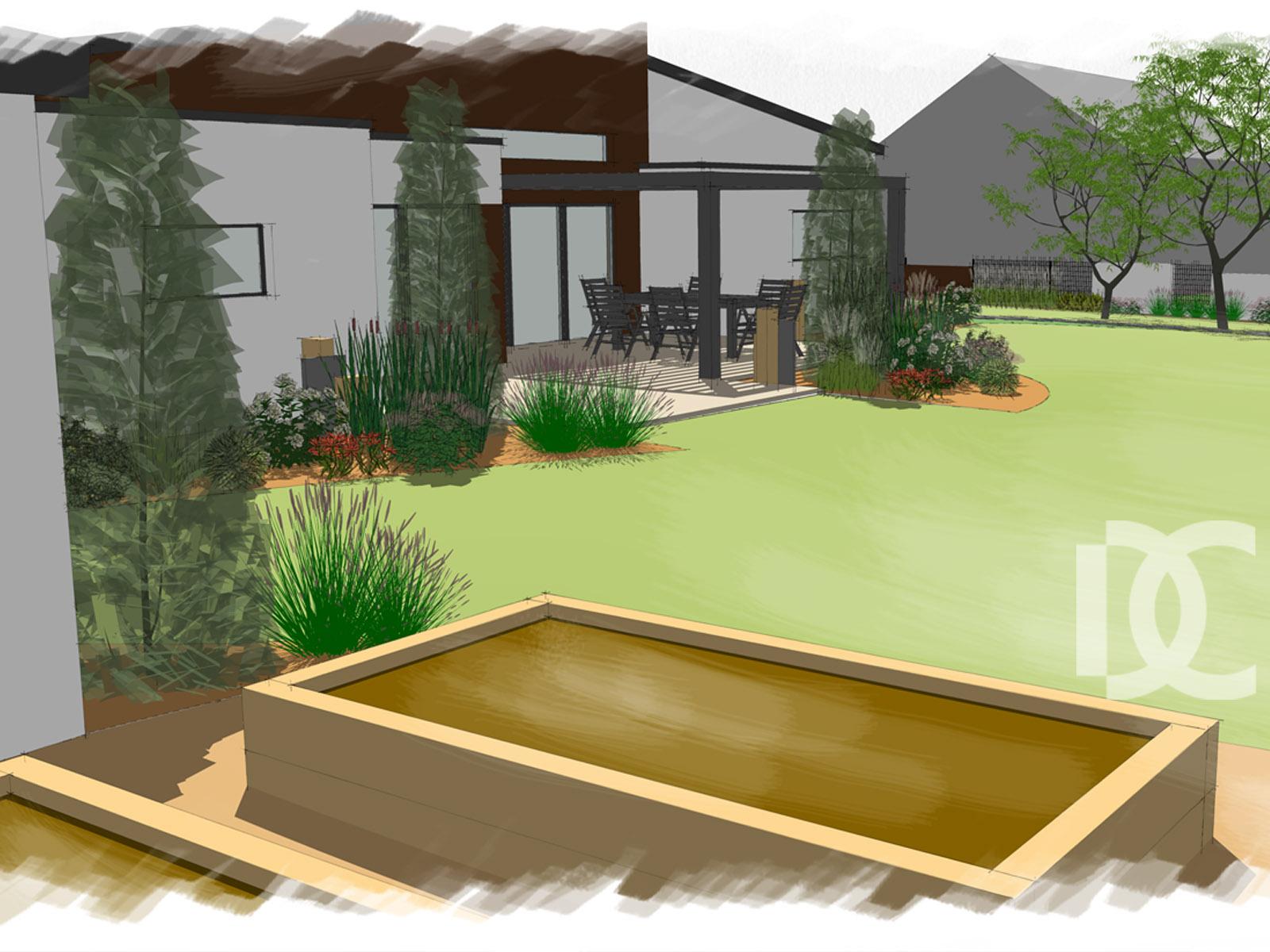 Architecture Jardin Contemporain ~ Frdesignhub.co