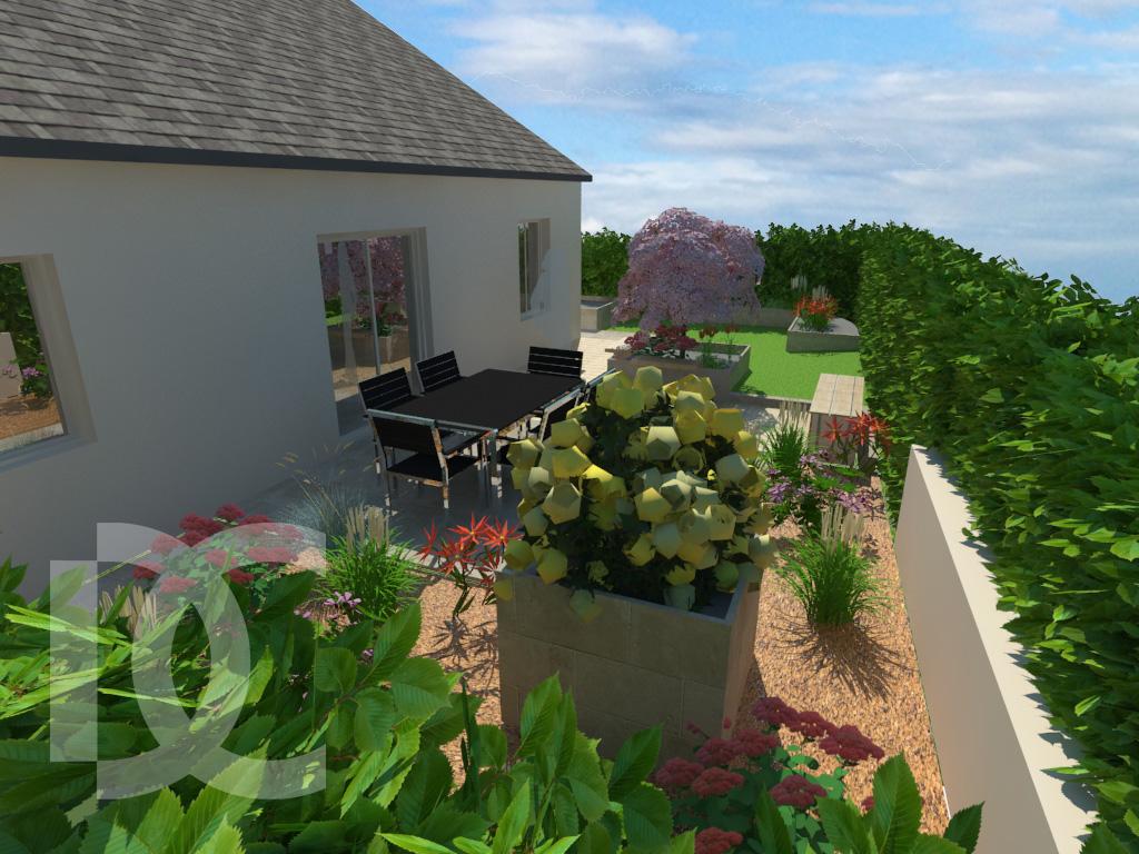 jardin de ville 53 jardin decressac. Black Bedroom Furniture Sets. Home Design Ideas